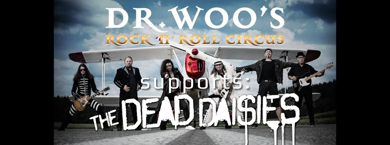 Dr Woo Thedeaddaisies Regensburg 2018